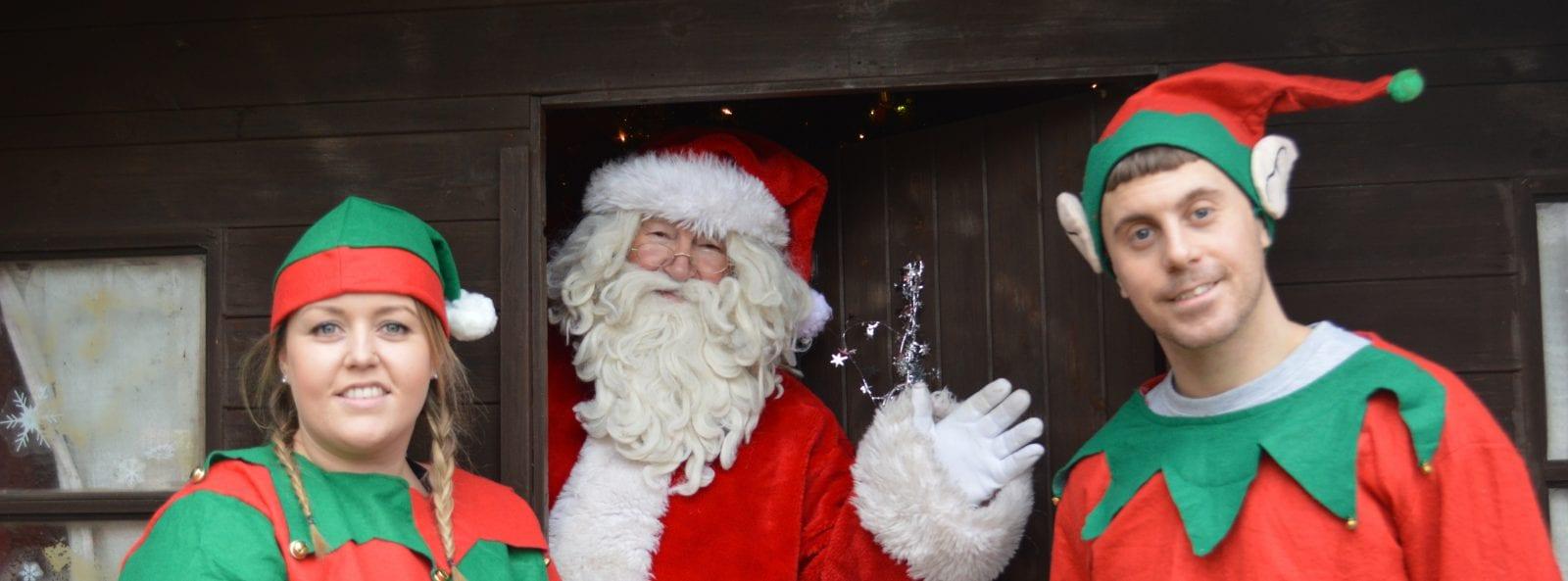 Elves and Santa