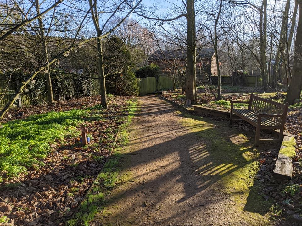Footprints Woodland Walk