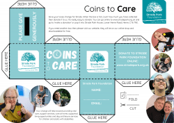 Coins to Care