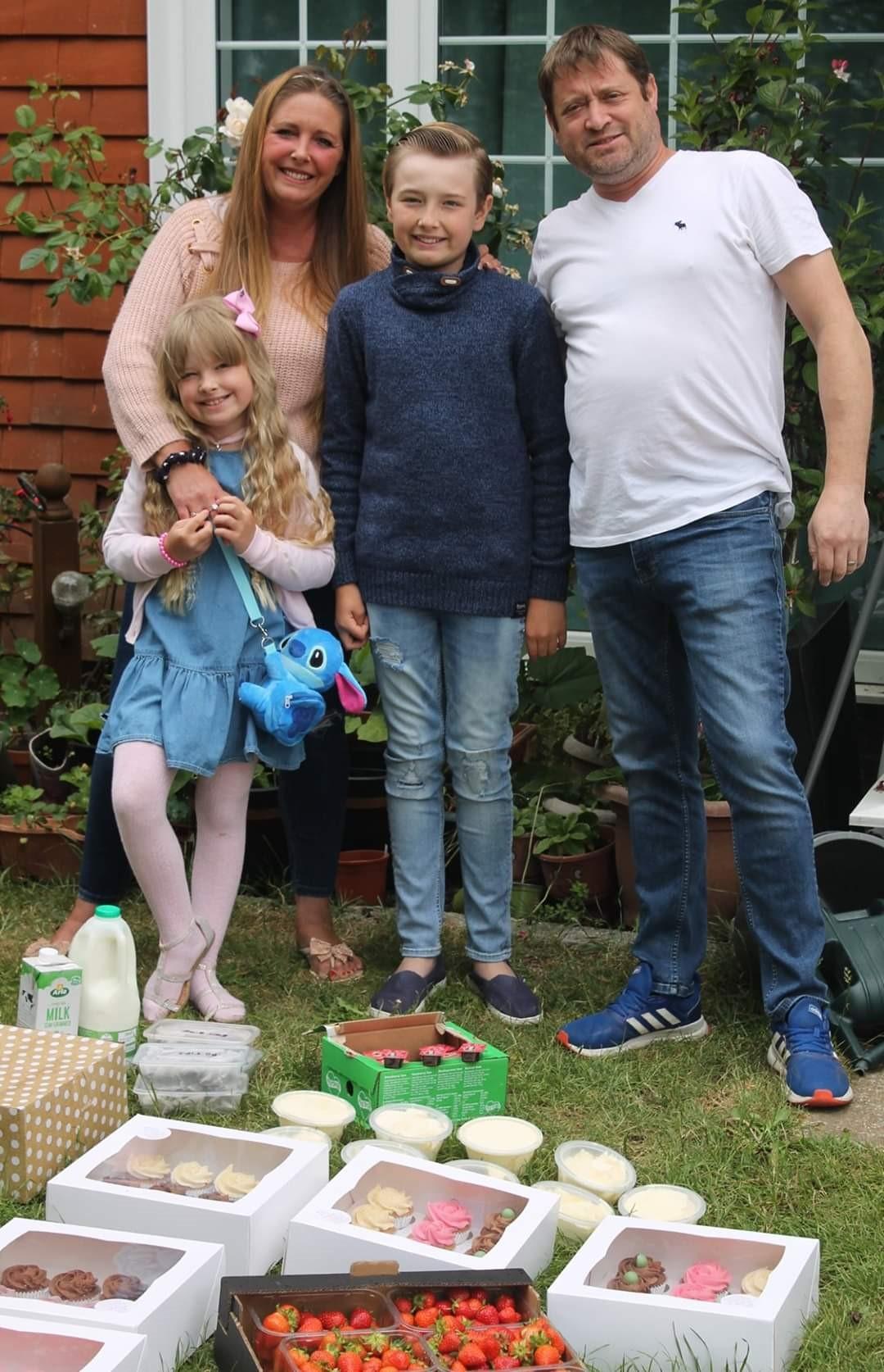 Family from Rainham