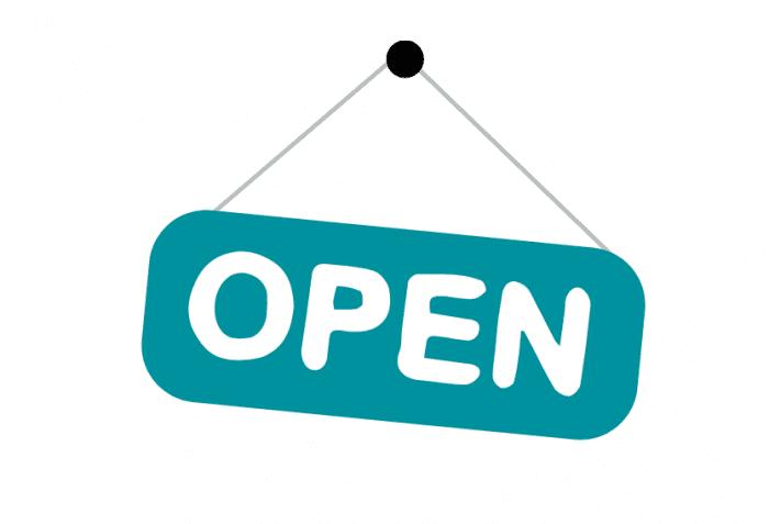 Herne Bay Charity Shop open