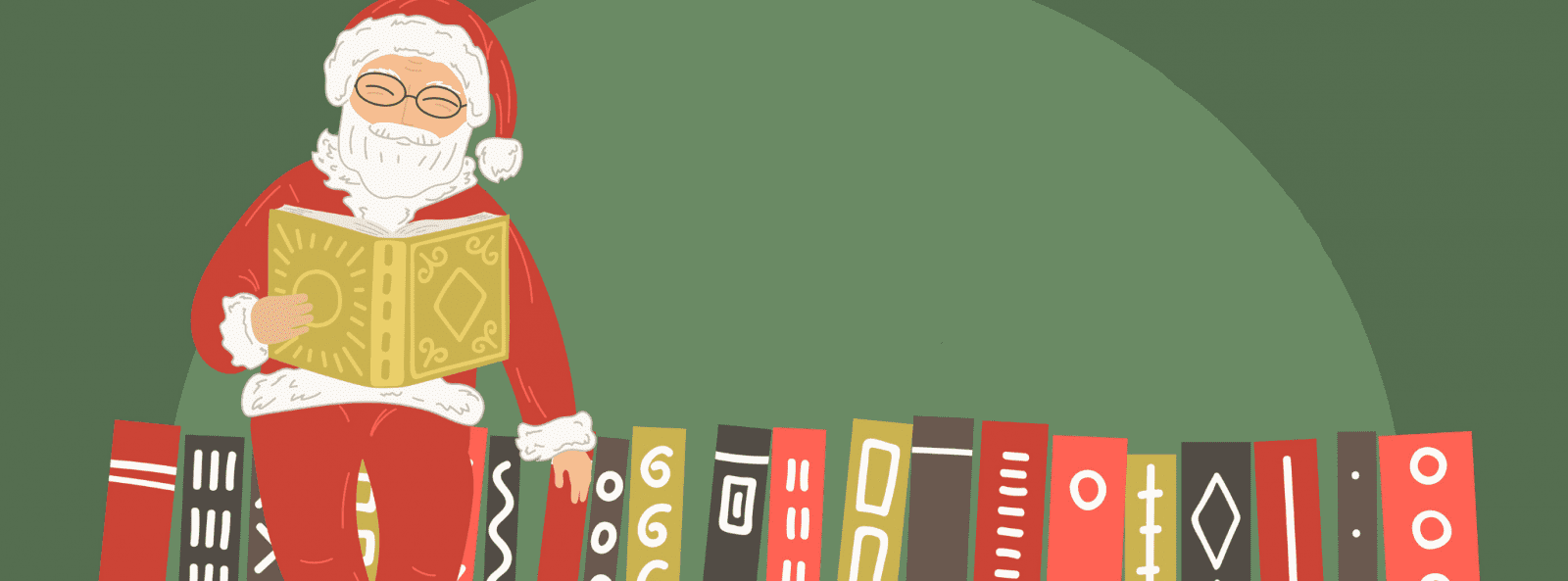 Christmas Book Advent graphic