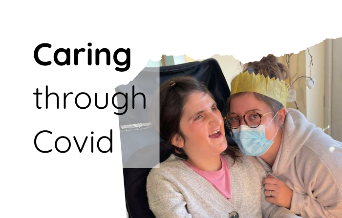 Caring through Covid