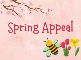 Spring Appeal