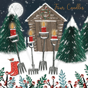 Twilight Four Candles